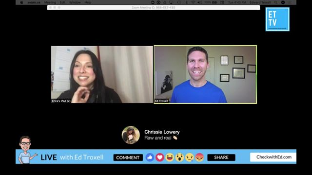 Ed Talk TV Ep. 23: Mindset, and how simple shifts can reduce your stress immediately