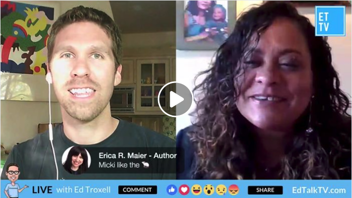 Ed Talk TV Ep. 38: How to launch a consulting business with special guest Micki Webb from Micki Webb, Special Education Consultant