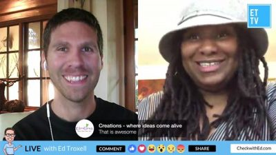 Ed Talk TV Ep. 33: Connect, converse & convert your target audiences