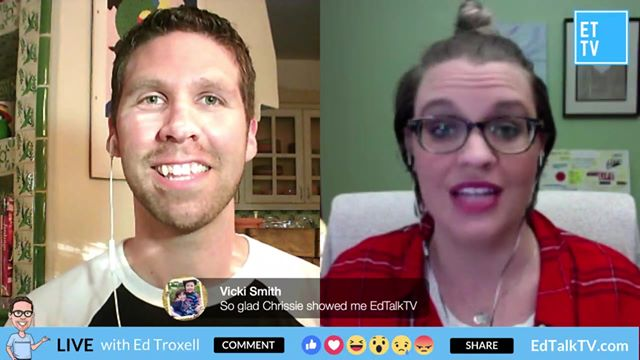 Ed Talk TV Ep. 35: Why being your awesome self is the best way to attract your clients!