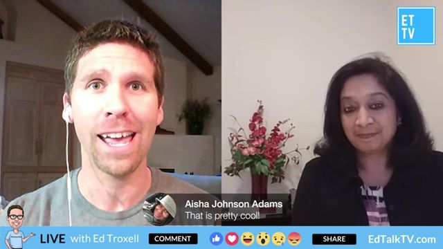 Ed Talk TV Ep. 36: The Top 4 mistakes business owners make around money and taxes with @deepa.acumen