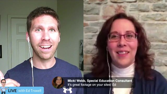 Ed Talk TV Ep. 69: The importance of using original graphics in your social media