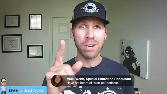 Ed Talk TV Ep. 70: Quitting your job and starting your own company