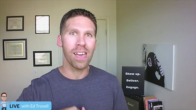 Ed Talk TV Ep. 107: Do you ask your clients this?