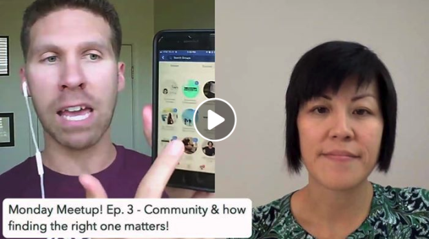 Community and how finding the right one matters with Susan McVea