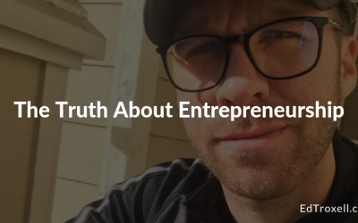 The truth about entrepreneurship