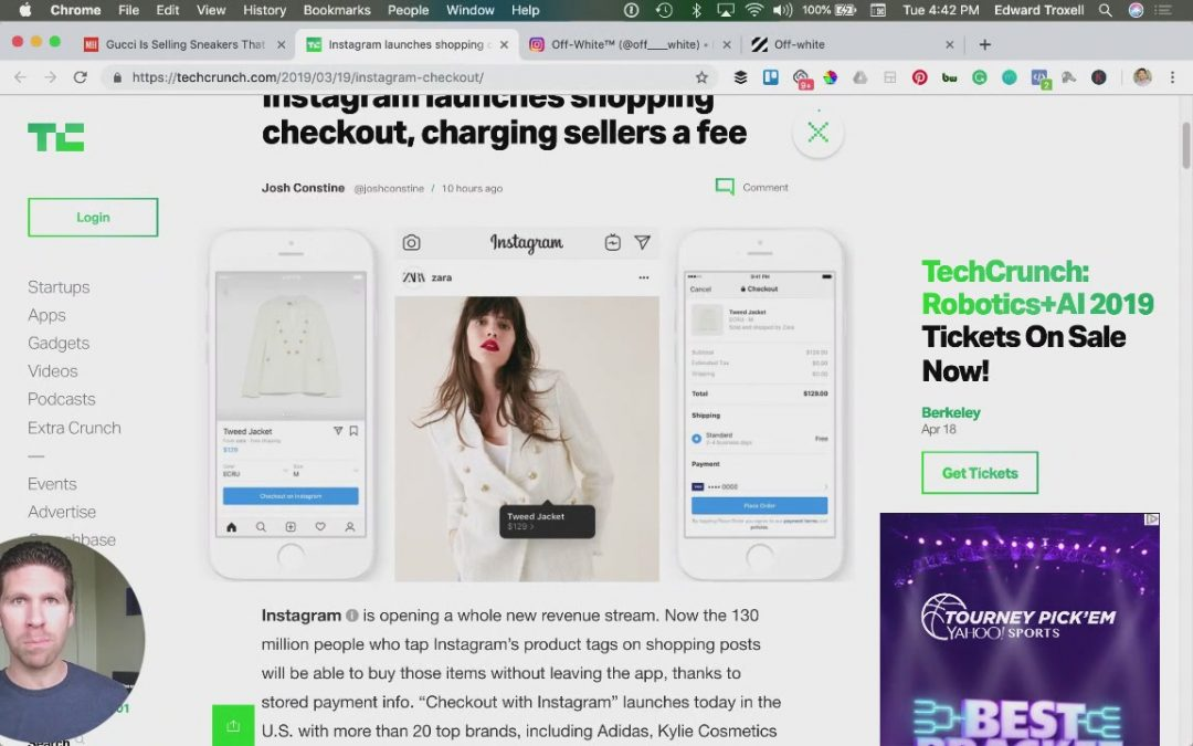 How Instagram is making it easier to shop online & the dangers it presents