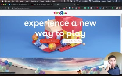 The return of Toys R Us