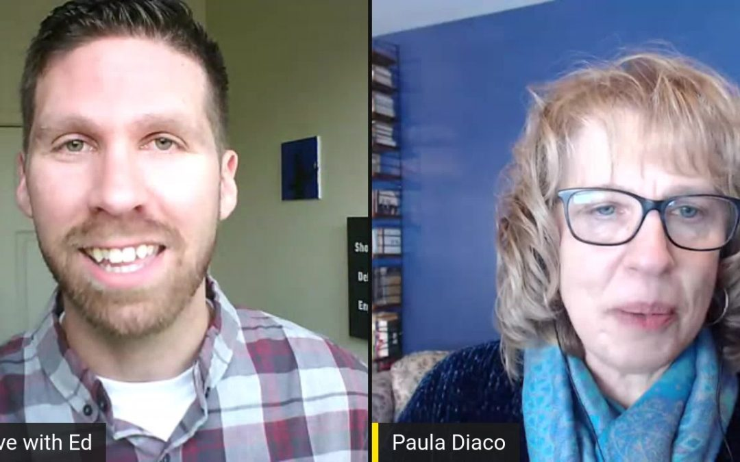 One simple way to increase your visibility through writing with guest expert Paula Diaco