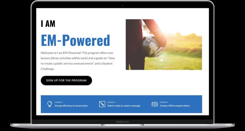 I am Em-Powered Student program
