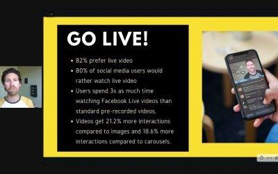 FAQ: Why Facebook Live