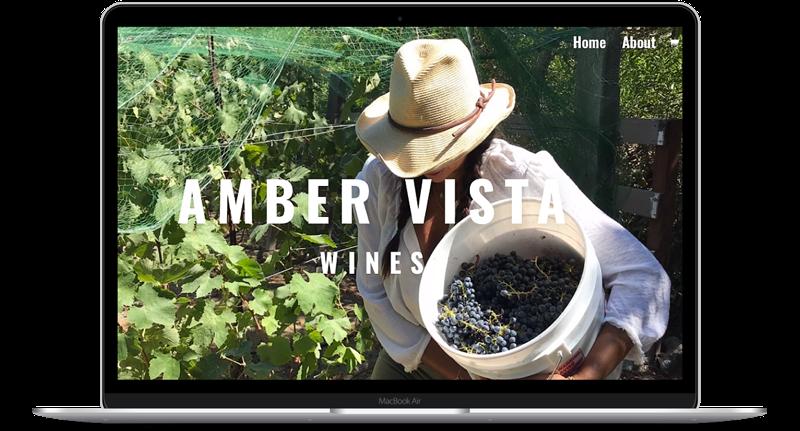 Amber Vista Wines
