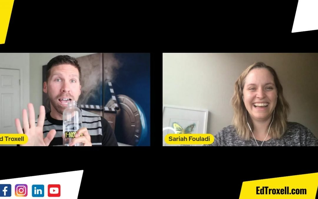 Coaching Business Tip: What to outsource & why you can't outsource live video