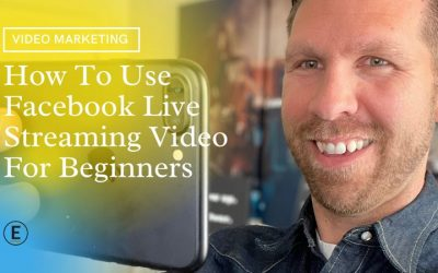 Video Marketing: How To Use Facebook Live Streaming Video For Beginners