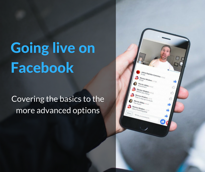 Facebook Live Training
