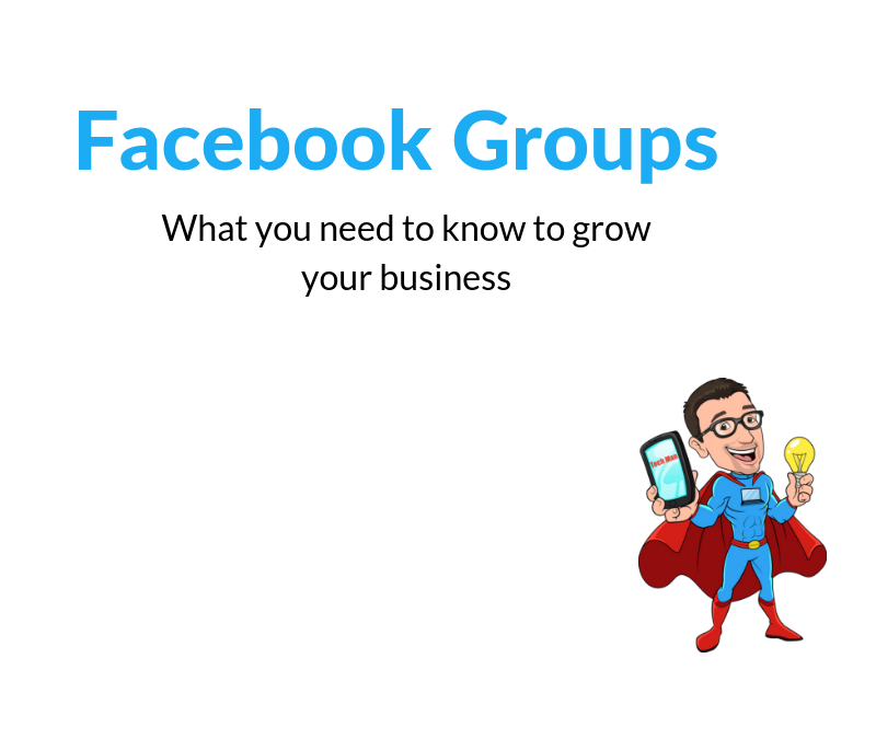 Getting started with Facebook groups